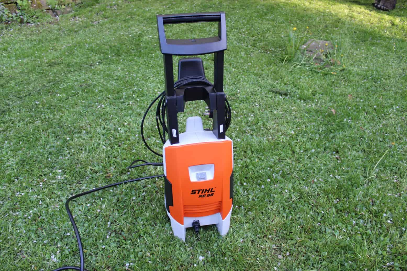 Stihl Pressure Washer Review – RE 88