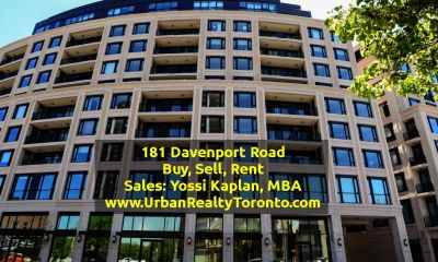 181 Davenport Road - Condos for Sale