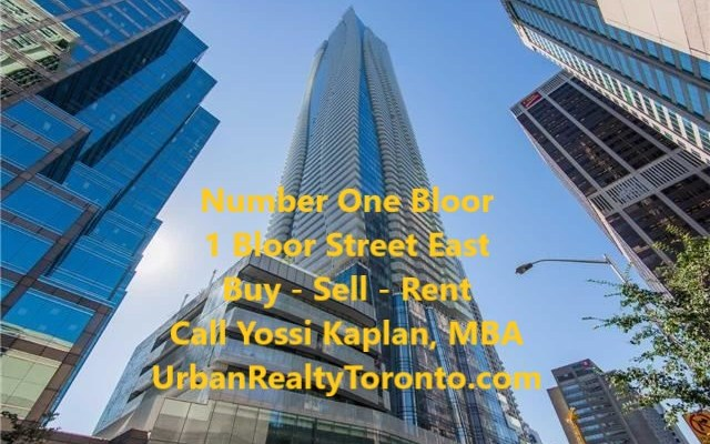 1 Bloor Condos For Sale & Rent