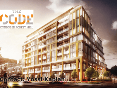 THE CODE CONDOS BUY, SELL, RENT - Contact Yossi Kaplan