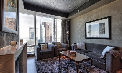 SHANGRI-LA TORONTO - CONDO FOR SALE FOR LEASE