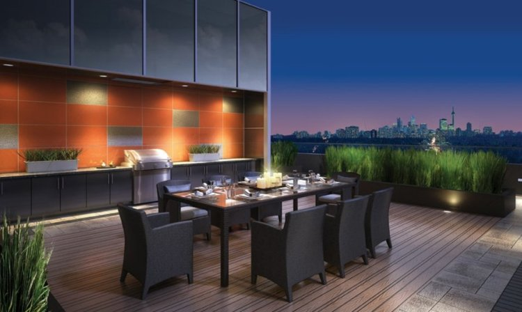 NEON CONDOS FOR SALE - ROOFTOP TERRACE - CONTACT YOSSI KAPLAN