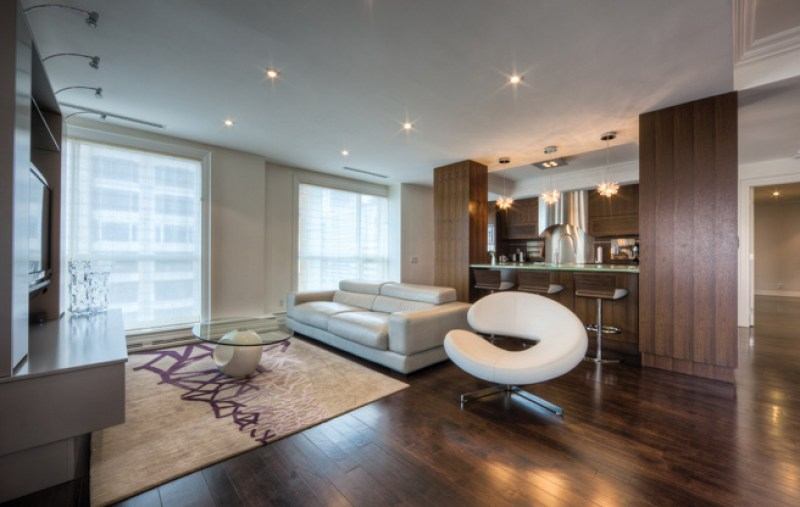 THE REGENCY YORKVILLE CONDOS FOR SALE - LIVING AREA 3