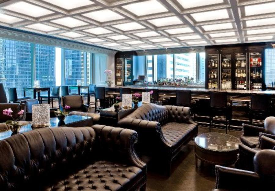 TRUMP TOWER - AMENITIES BAR