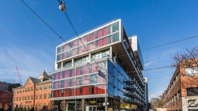 FASHION HOUSE CONDOS - 560 KING WEST