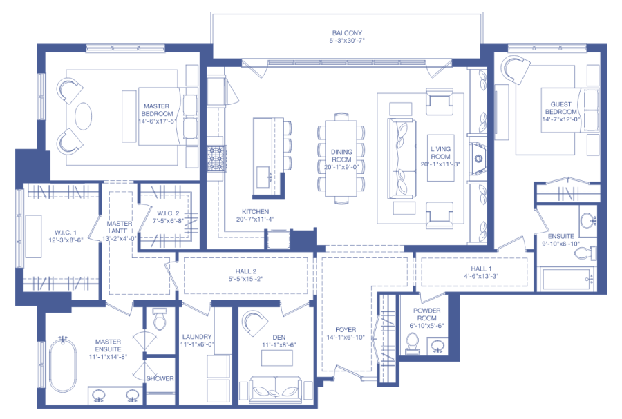 200-russel-hill-floorplan-two-bedroom-2369-sq-ft-contact-yossi-kaplan