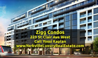223 St Clair West Condos for Sale - Zigg Condos