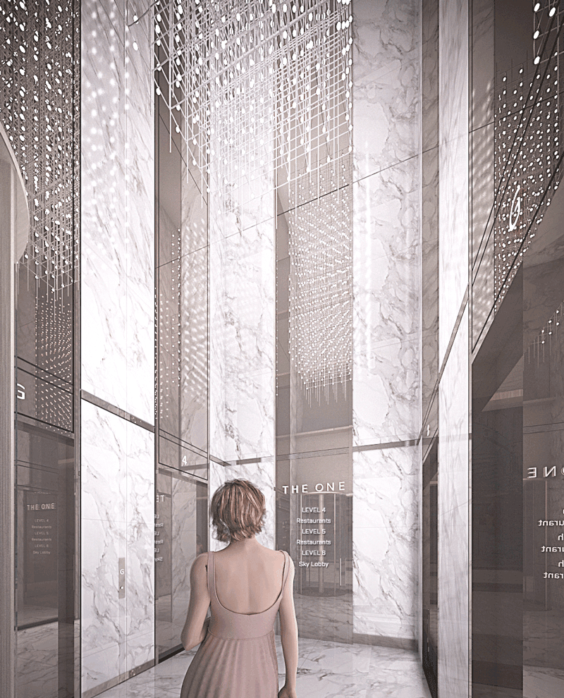 One Bloor West Residence - Lobby