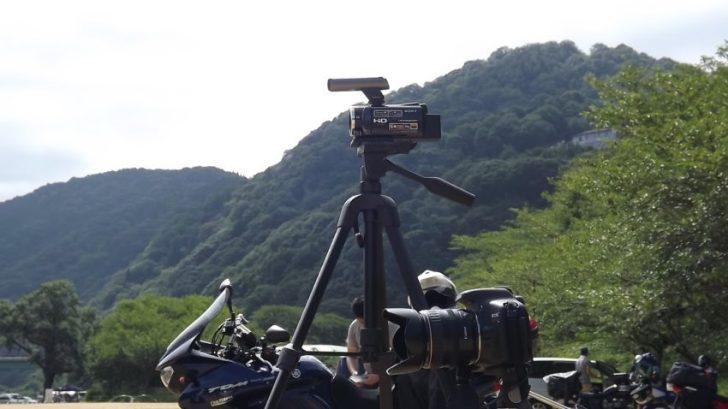 バイク、車載動画、必要なもの