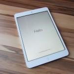 iPad2018 画面に黒いシミが? でもすぐに改善したので覚書