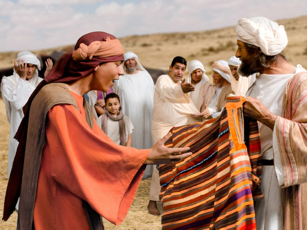 Joseph In The Bible Yosef