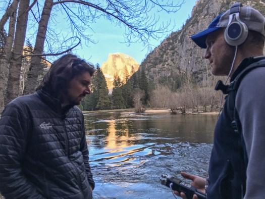 Evan Russel Yosemite Peaches