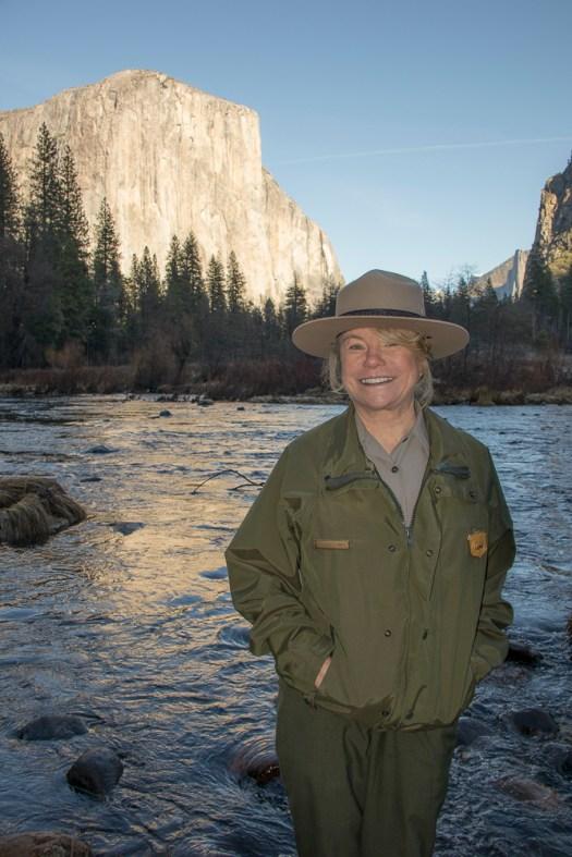 Kathleen Morse Yosemite Peaches