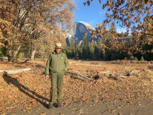 Shelton Johnson Yosemite Peaches