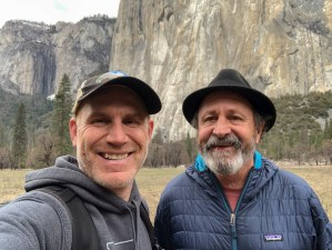 Ken Yager John DeGrazio Yosemite National Park