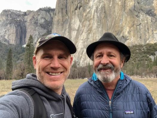 Ken Yager Yosemite Peaches