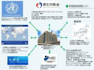 国立感染症センターの連携