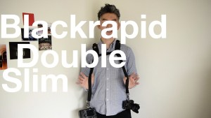 Blackrapidブラックラピッドストラップの紹介