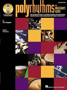 Polyrhythms,ポリリズム,練習,教則本,ジャズギター