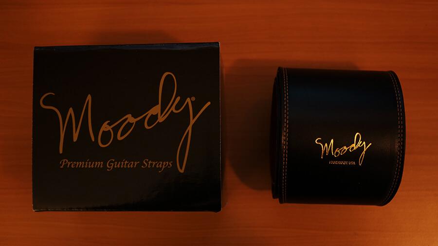 moody-strap,ジャズギター,ストラップ,革,レザー