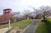 Old Iwabuchi water gate る旧岩淵水門付近