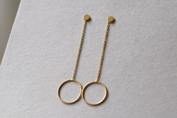 Earstuds Dot Ring