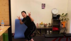 5.4キロダイエットに成功!岩倉駅前パーソナルトレーニングジムSATISFYに通って5ヶ月の結果