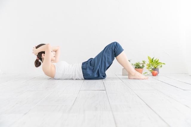 【1分腹筋】毎日のコツコツが腹筋を割る!岩倉駅前ダイエットジムSATISFY
