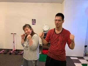 腰痛改善&ダイエット効果抜群の夫婦でペアパーソナルダイエットのトレーニング内容と感想!