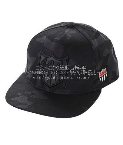 18aw-snapbackcap-bk