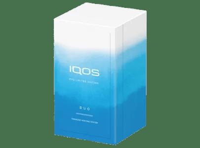 アイコスの涼モデル・パッケージ公式画像