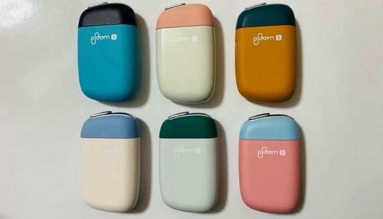 プルームエス2.0の新色・限定カラーが全6種類で発売|復刻モデルも再登場