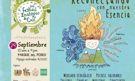 SEXTO FESTIVAL ECOLÓGICO DE CALI