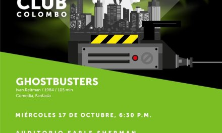 ¡No hay nada que temer! The Ghostbusters llegan al Centro Cultural Colombo Americano