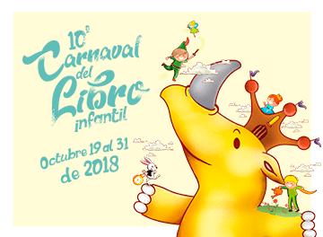 Carnaval del libro infantil en la Biblioteca Departamental