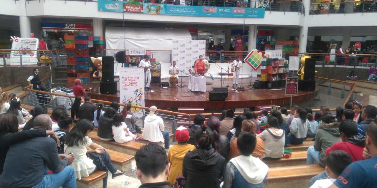 Una semana de receso con actividades de entrada libre para toda la familia en el Festival de Libros para Niños y Jóvenes