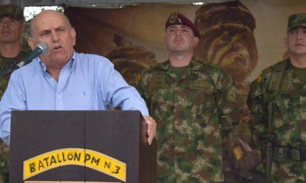 Ya son 620 militares los que patrullarán las calles de Cali, anunció el alcalde Armitage