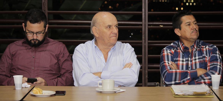 Alcaldía instalará mesa técnica con habitantes y comerciantes de la vía a Cristo Rey