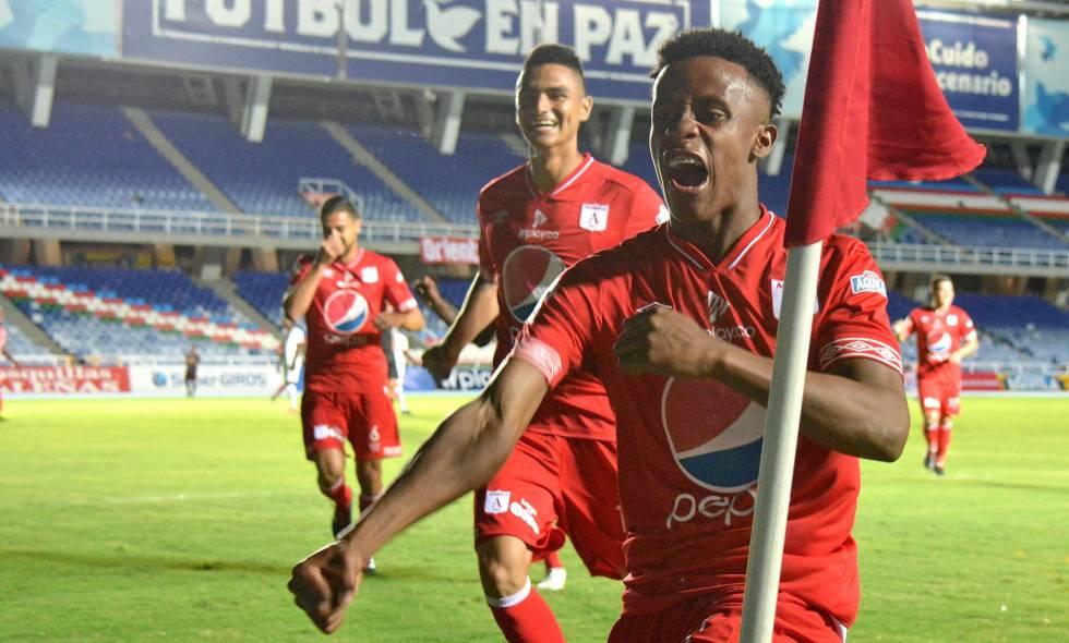 América de Cali venció a Universitario de Popayán por Copa Águila