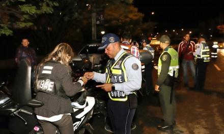 Secretaría de Movilidad intensifica operativos para frenar piques ilegales en Cali