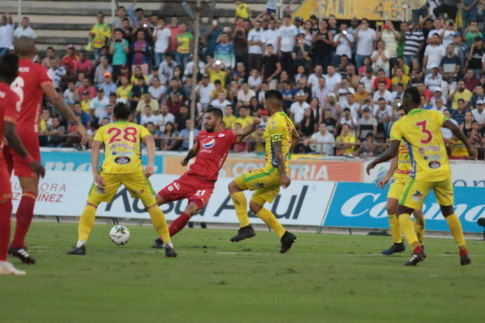 Atlético Huila venció 2-1 al América de Cali