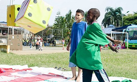 Una semana de deporte por la niñez de Cali