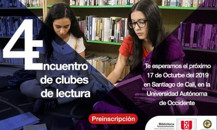 IV Encuentro de Clubes de Lectura