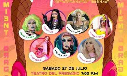 TrapicheGuarapero junto a Movimiento Drag Cali en Teatro El Presagio