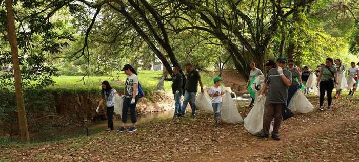 Participa en la nueva jornada de limpieza del río Meléndez
