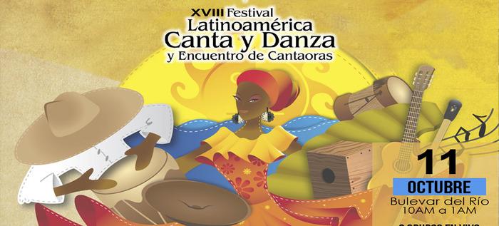 Danza y cantaoras, este viernes 11 de octubre en el Bulevar del Río