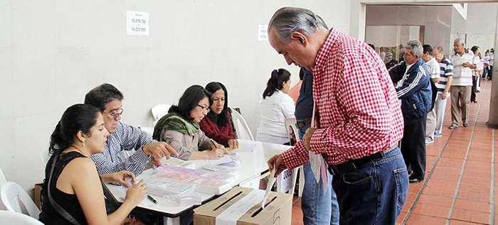 Listas las medidas para garantizar el orden público en elecciones