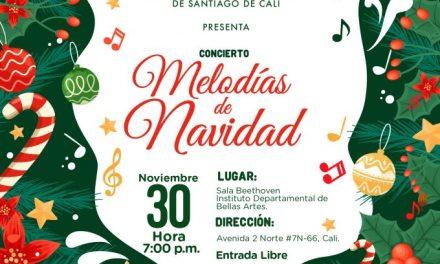 Melodías de navidad, este sábado en la Sala Beethoven