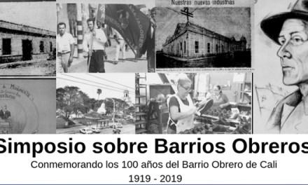 Simposio sobre los 100 años del barrio Obrero