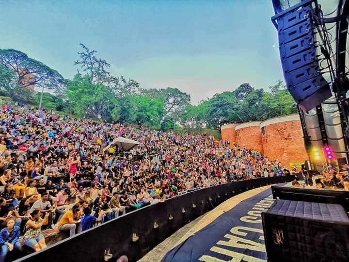 El concierto «Un Canto por Colombia» despertó conciencia.